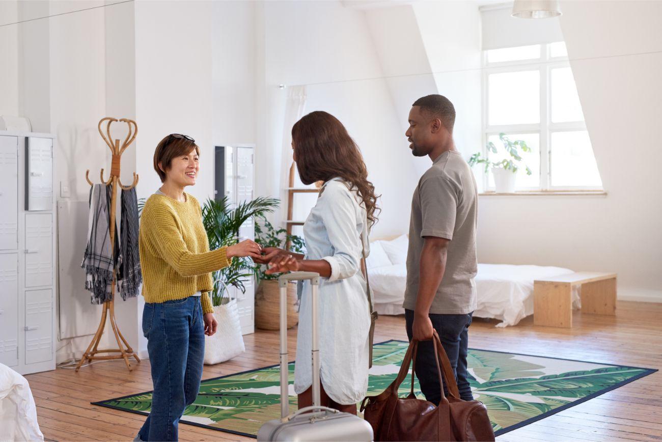 Geld verdienen met de verhuur van je vakantiewoning, privé-kamer of slaapbank