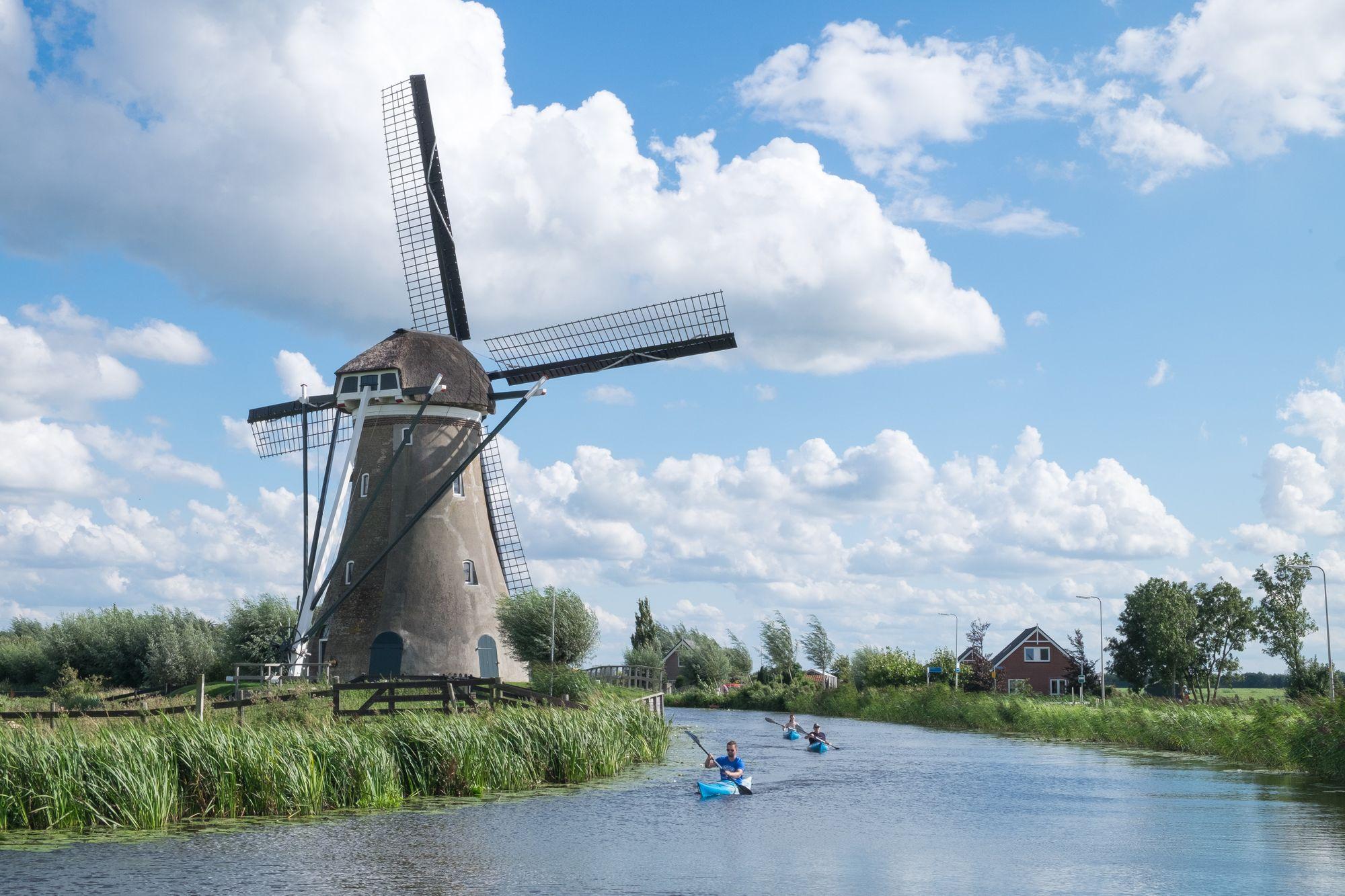 Tips voor een 7-daagse rondreis door Nederland