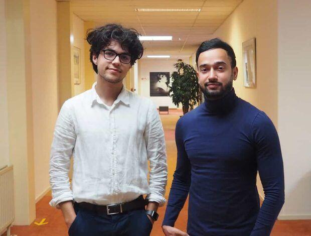 Musjroom wint de prijs voor 'Geniaal Lokaal' van VISA!